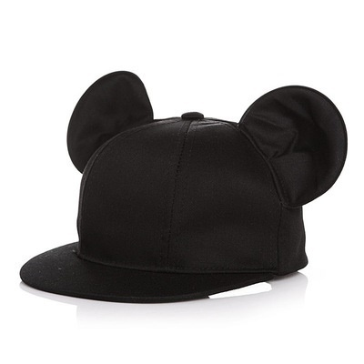 81c97087c35 Qoo10 - South Korea tide Baby Hat with Mickey Mouse ears in children ...