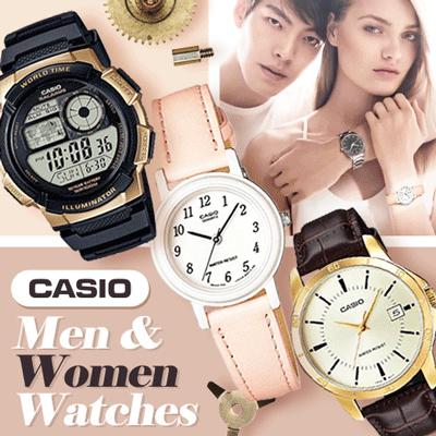 [Anywatch] Jam Tangan Casio Pria dan Wanita Deals for only Rp115.000 instead of Rp115.000