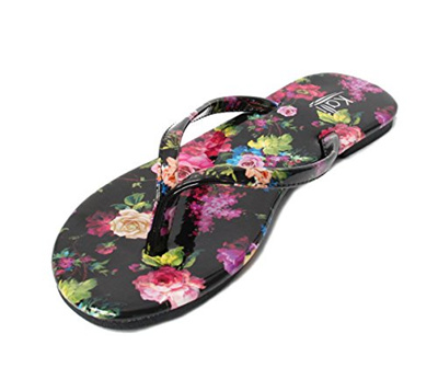 7025e415794 Qoo10 - Kali Footwear Womens Twins Basic Patent Flat Thong Sandal ...