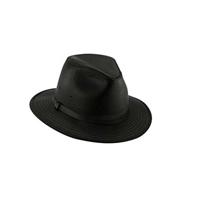 Qoo10 - Henschel Hats SAFARI Smooth Garment LEATHER Lined Fedora Hat ... f9d8c9d9238