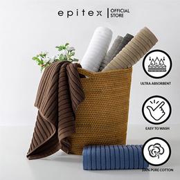 Epitex 100% Cotton Floor Towel 50cm x 80cm  | Carpet | Floor Mat | Super Absorbent | Floor Towel