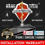 iPhone 12 Pro Max/Mini/Samsung S21 Plus Ultra//Note 20 Ultra/SE/FE Screen Protector