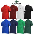 [Lacoste]★8colors 100%Authentic lacoste short sleeves pk T-shirts