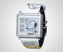 ★DIRECT SHIPPING FROM JAPAN★Epson Snoopy smart canvas watch/BEAGLE HUG series