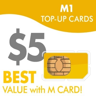 M1M1 $5 Top-Up
