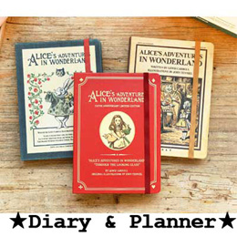 💗 2018 Diary 💗 Design Diary /planner/ weekly planner/Monthly Planner / No days /card/gift/calender