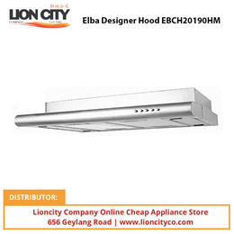 Elba 90cm Designer Hood EBCH20190HM