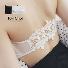 [Buy 2 free shipping] TOKICHOI - Lace Bandeau-6005682