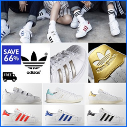 [ADIDAS]  46 Type shoes collection / running shoes / women / men / 100% Authentic
