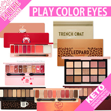 [Etude House]Play Color Eyes/eyeshadow palette/Juice bar/wine party/cherry blossom/peach/lip and eye