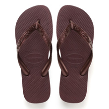 Havaianas Top Tiras Sandal Grape Wine
