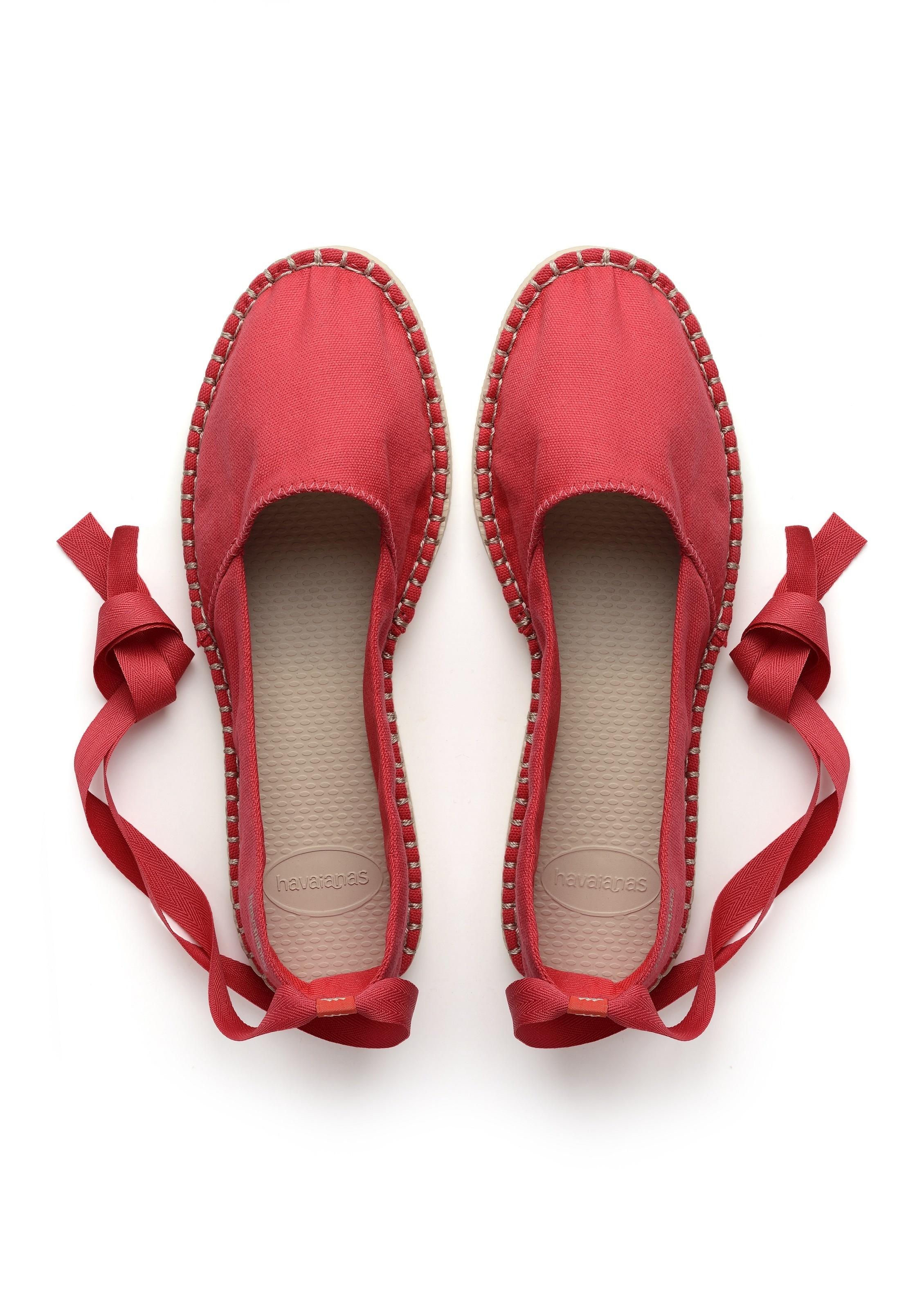 f87689c33 actual size. prev next. Havaianas Origine Slim Espadrille Ruby Red