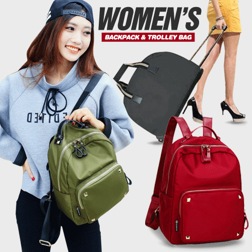 JUAL RUGI!JUAL RUGI!HOT SALE! BEST SELLER WOMEN BAGS / TAS WANITA/WOMEN BACKPACK Deals for only Rp95.000 instead of Rp139.706