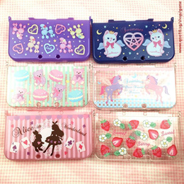 &quot Older loli&quot  Japanese swimmer new 3DS LL card game machine Shell Shell Shell