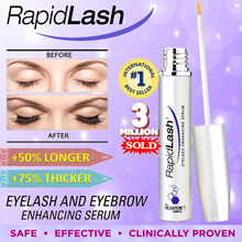 ★ BACK IN STOCK! ★ RapidLash Eyelash n Eyebrow enhancing serum! Most affordable and effective!