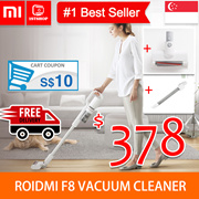 💖READY STOCK💖[Roidmi F8 Vacuum Cleaner] ROIDMI Handheld Cordless Vacuum Cleaner