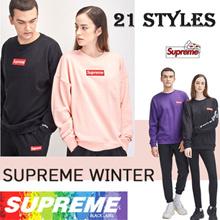 [SUPREME x HOWRU] 18FW Supreme Napping Long sleeves t-shirts / Winter Sweatshirts / Hoodie / Korea B