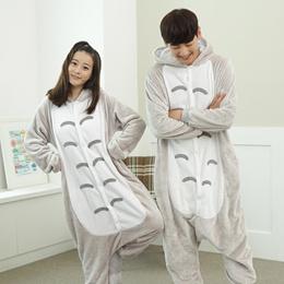 My Neighbor Totoro Kigurumi Pajamas Adult Anime Cosplay Halloween Costume  Paw Shoes Totoro Socks 7fa103157