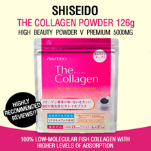 [SHISEIDO] Collagen V Premium Powder 126g for 21days!!