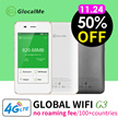 【4 Days to Black Friday】Global Portable WiFi Device 4G LTE High Network Speed No Roaming Free Ups
