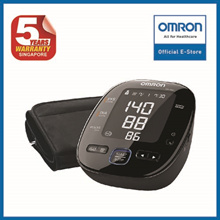 Omron Connected Upper Arm Blood Pressure Monitor HEM-7280T [5 Years Local Warranty]
