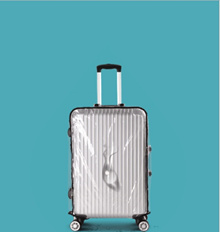 Size 20/24/28 inch ~ 2 Type Transparent Design Luggage Protector