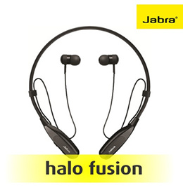 [LAST SALE] Jabra HALO FUSION Wireless Bluetooth Stereo Earbuds - Retail Packaging