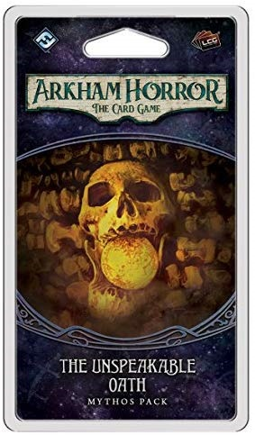 [Toys] Arkham Horror: The Card Game - The Unspeakable Oath Mythos Pack