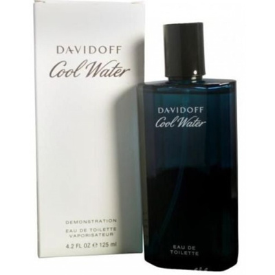 Qoo10 Perfume Davidoff Cool Water Men Brand New Tester Pack 125ml