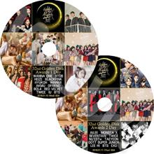 【KPOP DVD】♡♥ 2018 Golden Disk Awards 2枚Set (2018.01.10/ 01.11) ♡♥ EXO/ 防弾少年団/ WANNA ONE/ TWICE 他 ♡♥