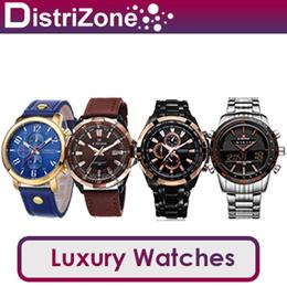 [SG SELLER - ORIGINAL] Curren / Megir / Naviforce Watches for Men (Local