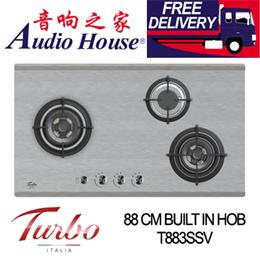 TURBO T883SSV 88 CM BUILT IN HOB