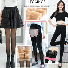 2018 Korea Style Leggings ★ Winter Thermal wear ★ Casual Skinny pants ★ Elasticity pants ★ Keep warm