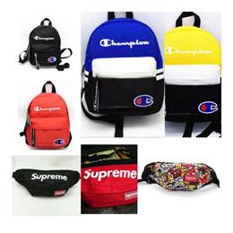Supreme / sport bag / sling bag / messenger bags / school bag / kids bag /dad bag