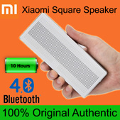 💖READY STOCK💖[Xiaomi Square Speaker 2] Xiaomi Mini Square Box Speaker - 1stshop - export set