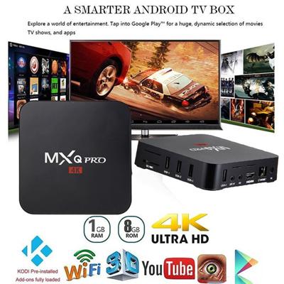 Qoo10 - MXQ-PRO Mini TV Box RK3229 Quad Core Android 6 0 1+8G TF