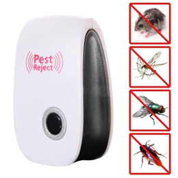 Electronic Pest Reject Repeller Ultrasonic Anti Mosquito Insect Killer Indoor