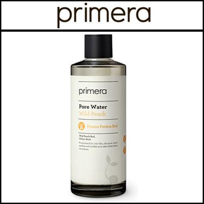 Primera Wild Peach Pore Water 180ml / Korea Cosmetics / Qxpress (traceable)