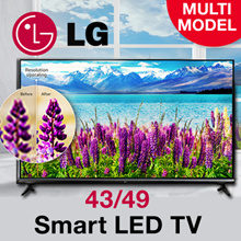 LG Electronics 43LJ5500 43-Inch 1080p FULL HD / 49LJ5500 49-Inch Smart LED TV (2017 Model)