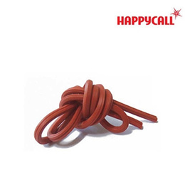 Happycall Double Pan Silicone Gasket, Standard, Red/Pan Sealer
