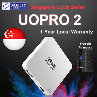 UNBLOCK TECHLocalWarranty Unblock Tech Latest GEN7 TV BOX UPROS GEN 6 PRO2  SG version GEN 5 Free live tv Channel