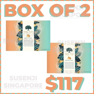 2 Orange Mofa for $117(+S$51.00)