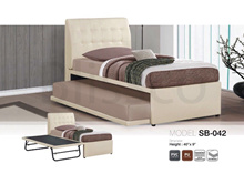 3 IN 1 VANEZ SINGLE / SUPER SINGLE BED (INCLUSIVE 2x FOAM MATTRESS)