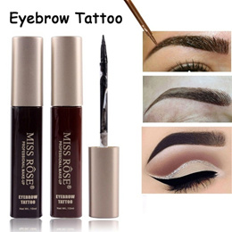 Brand Eyebrow Enhancers Make Up Eye Brow Tint Tattoo Eyes Pencils Waterproof Makeup Black Brown Henn
