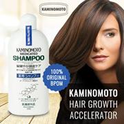 Kaminomoto Hair Growth Accelerator Tonic /  Shampoo original BPOM
