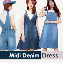 Overall Jeans Collection
