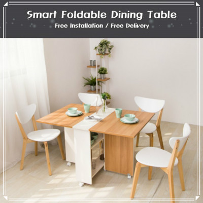 Foldable Dining Table   Sizes Available !