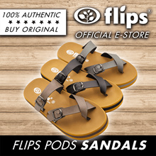 ★LATEST STYLE★[Flips™]★ARCADIA Flips Pods Sandals-Unisex Sandals/Contoured Footbed/Comfort Sandal