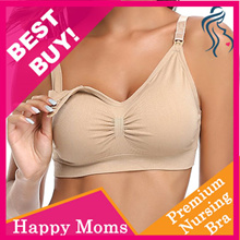BEST SELLER 2018! MATERNITY NURSING BRA CAMISOLE HANDS FREE PUMP BRA NURSING TOP
