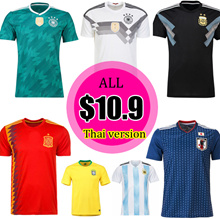 【No Optional price】2018 Thai version women /men football jersey /sports short  top  /soccer jersey